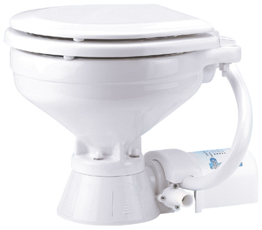 Toilets - JABSCO Premium Electric