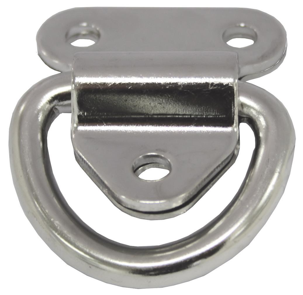Deck Hardware - Eye Plates & Hooks
