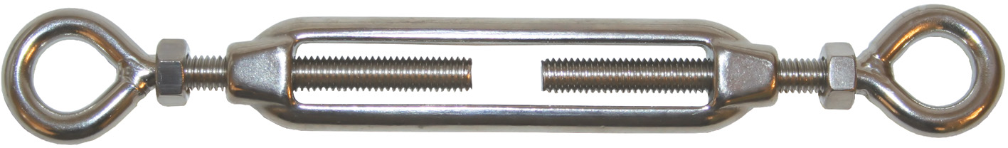 Rigging Hardware - Turnbuckles - Stainless Steel