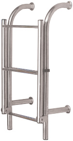 General Chandlery - Ladders - Stainless Steel - Yacht