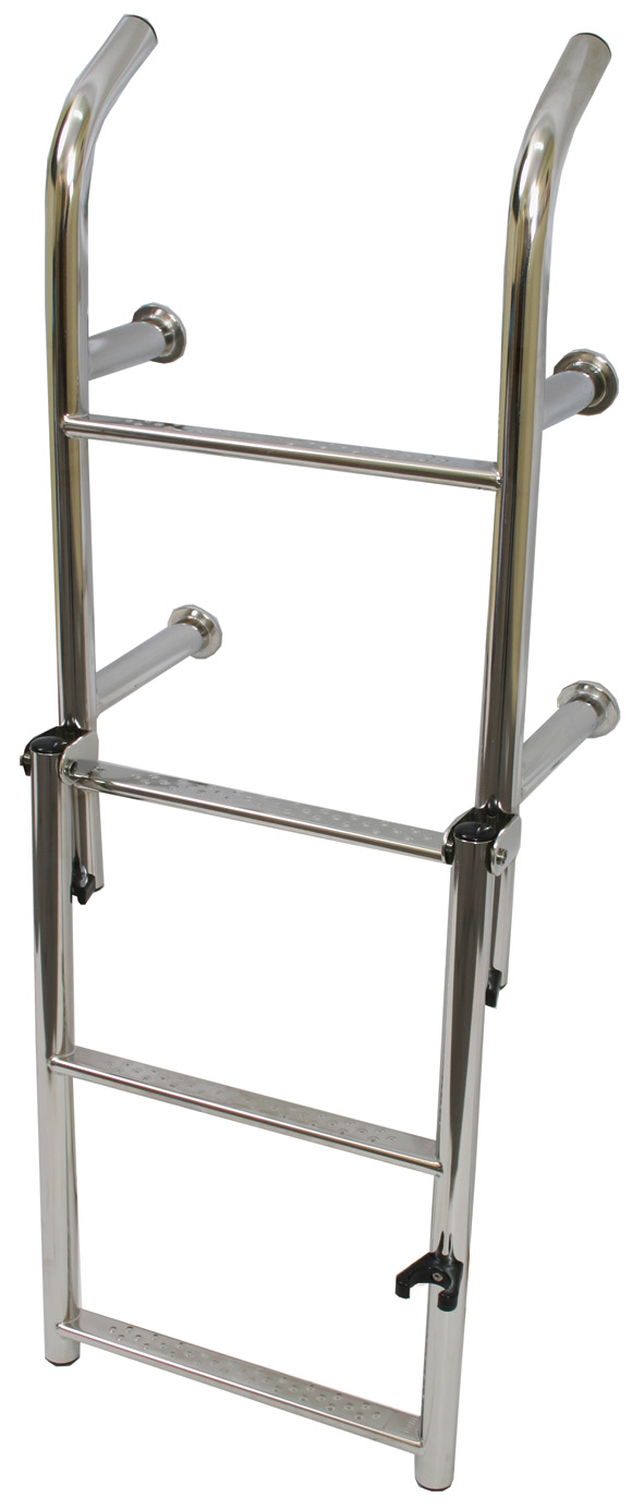 General Chandlery - Ladders - Stainless - Powerboat