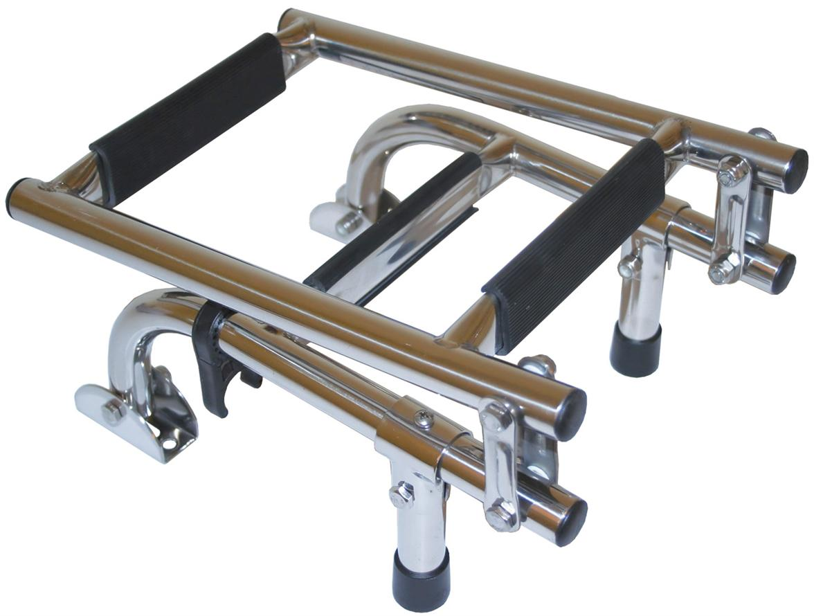 General Chandlery - Ladders - Stainless Steel