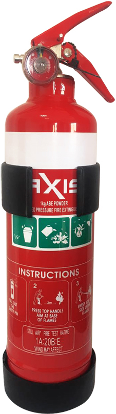 Safety  -  Fire  Extinguishers