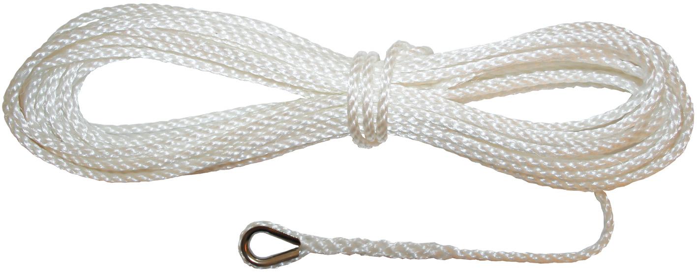 Nylon  Rope  &  Spliced  Anchor  Ropes