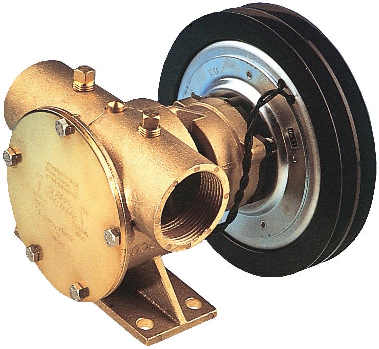 Pumps - Jabsco Bronze With Clutch