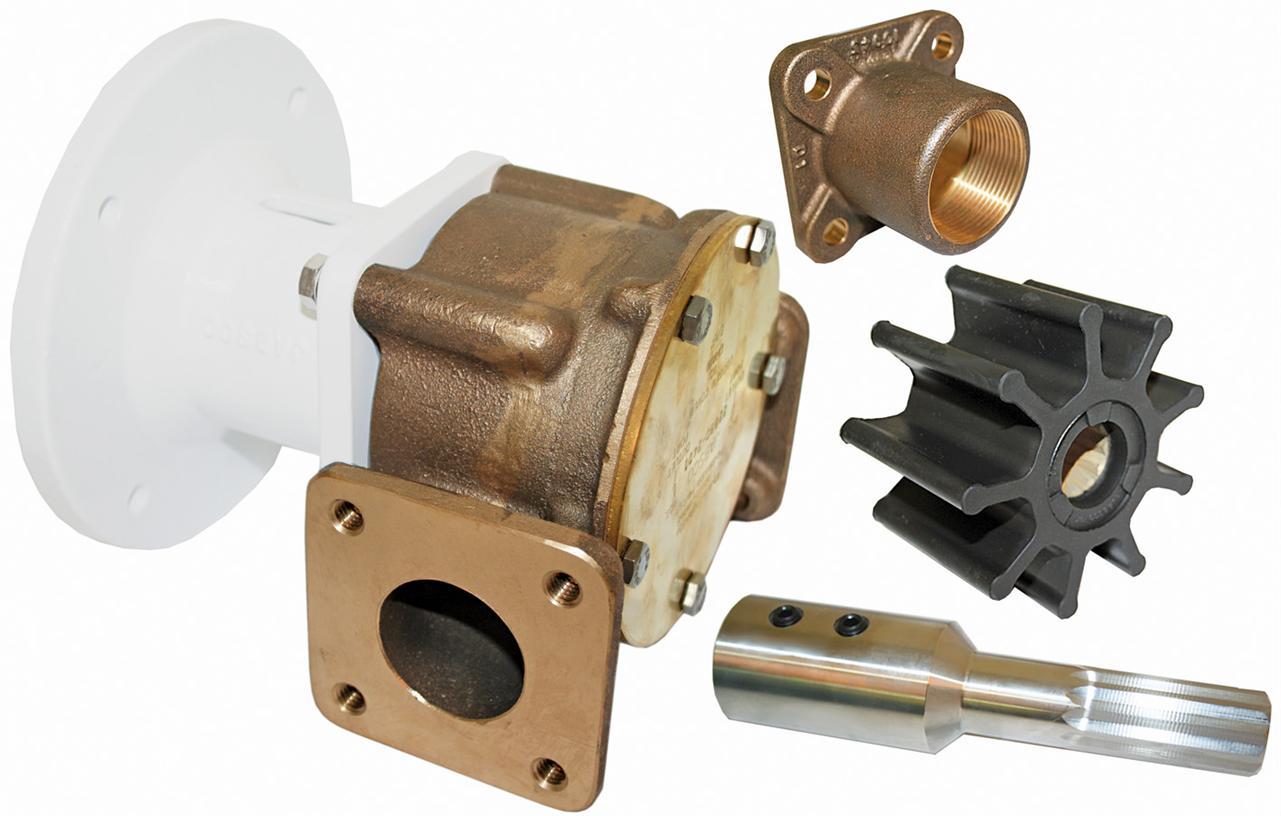 Pumps - Jabsco Flexible Impeller