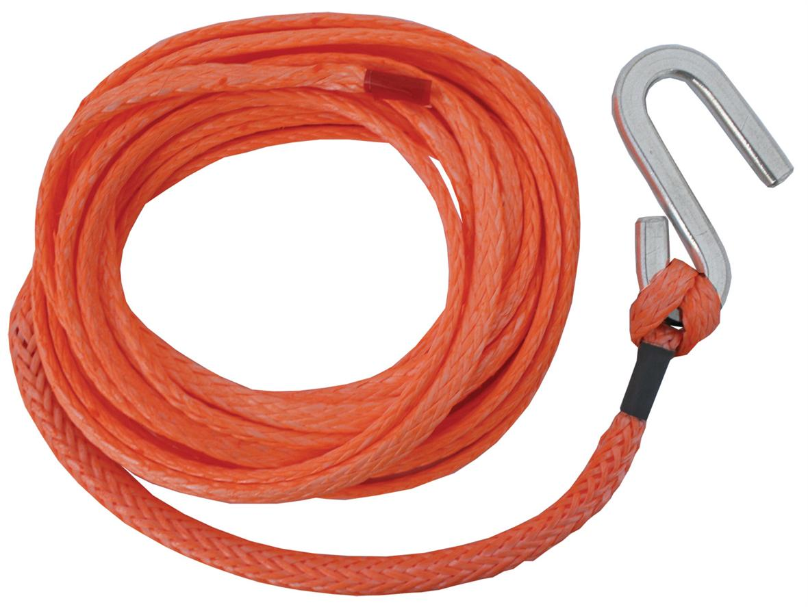 Trailer  -  Winch  Ropes