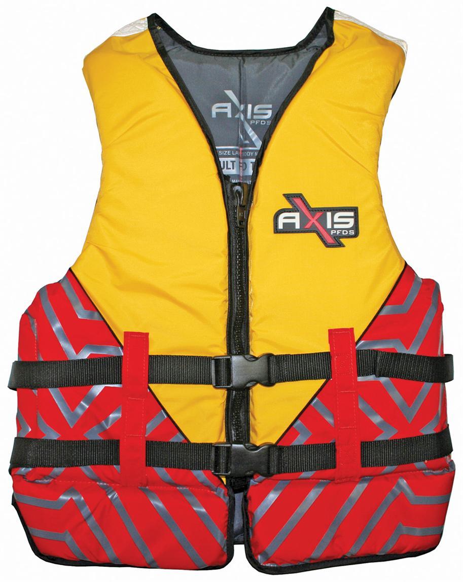 Safety  -  L50  Foam  Jackets