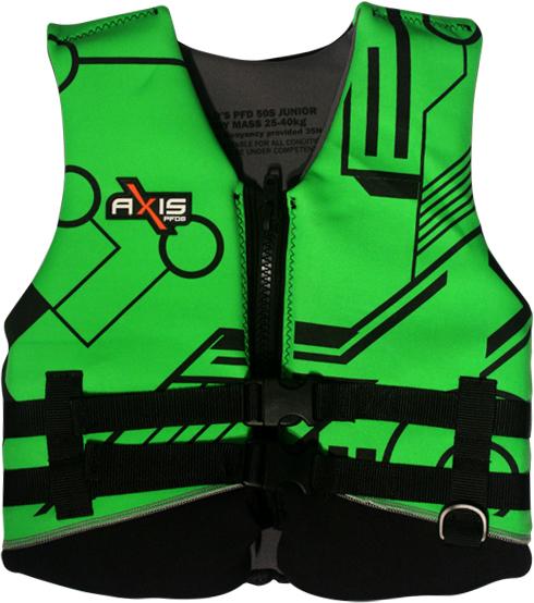 Safety  -  L50  Foam & Neo  Jackets