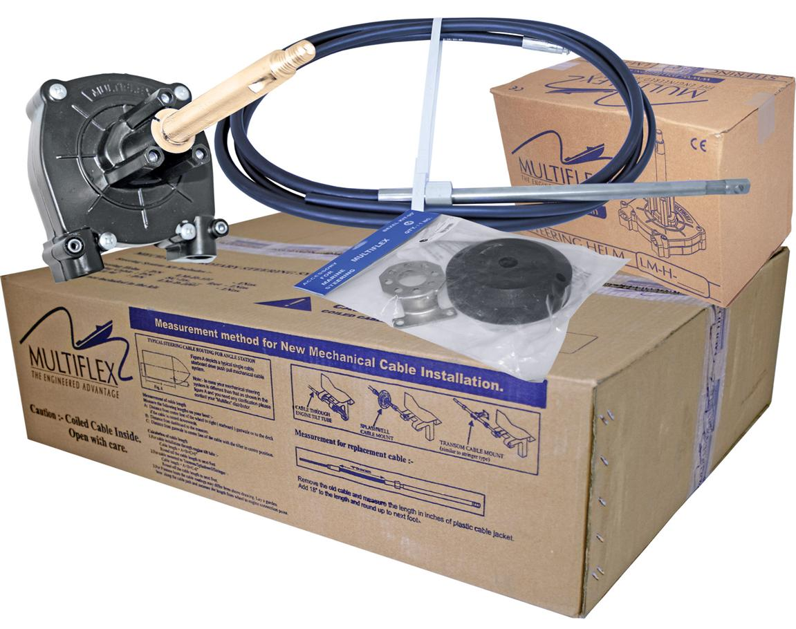 Cable Steering - Cables & Boxed Kits