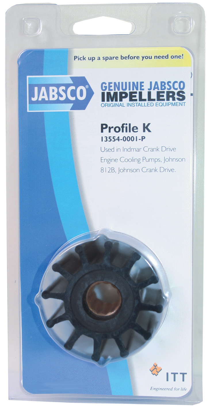 Replacement Jabsco Impellers