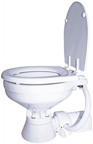 JABSCO  Premium  Electric  Toilets - Series  37010