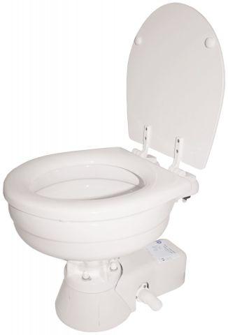 Quiet-Flush  Toilets - SALT  Water  Flush