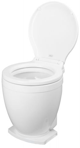JABSCO  Lite-Flush  Electric  Toilets
