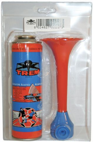 """Super Sonar"" Gas Air Horn"