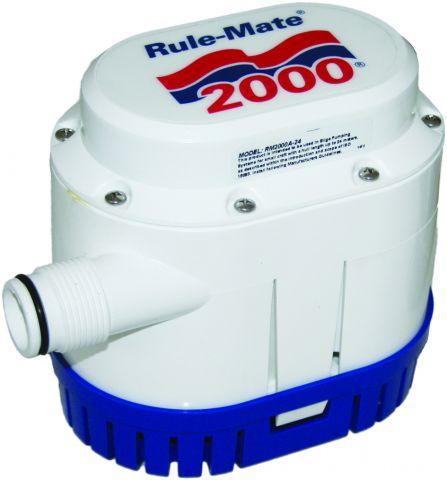 Rule-Mate 1500 & 2000 GPH Heavy Duty Pumps