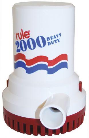 Rule 2000 Bilge Pumps