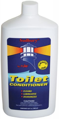 Marine Toilet Conditioner