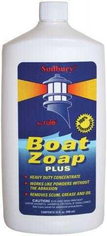 """Boat Zoap """"Plus"""""""