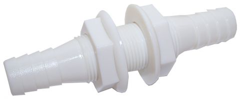 Double  Ended  Hose Connector