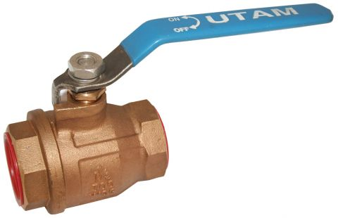 Ball  Valves  -  Bronze