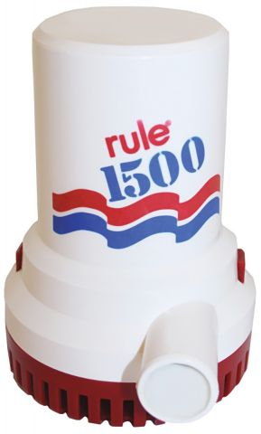 Rule 1500 Bilge Pumps