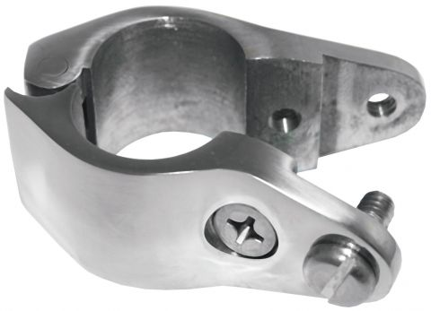 Canopy Clamps Hinged - 316 S/S