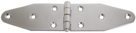Strap Hinges - Heavy Stainless Steel