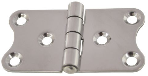 Stainless Hinges - Stamped - 304 Grade