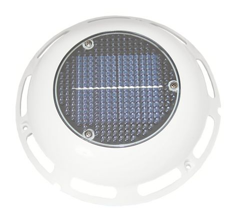 Solar Vent With Battery