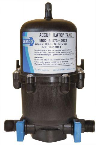 Jabsco  Accumulator  Tanks