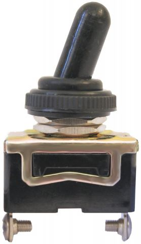 Switch - Toggle With Rubber Boot