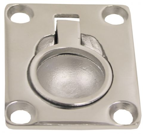 Cast 316 Stainless Rectangular