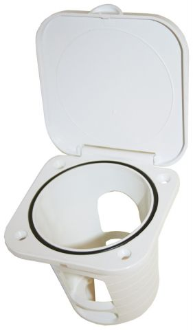 Container  For  Hand  Shower - Deluxe