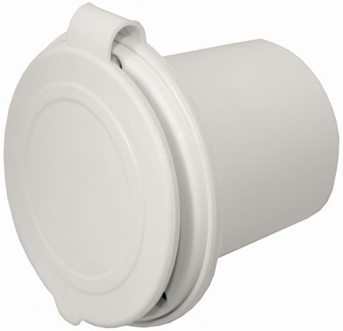 Container  For  Hand  Shower - Round