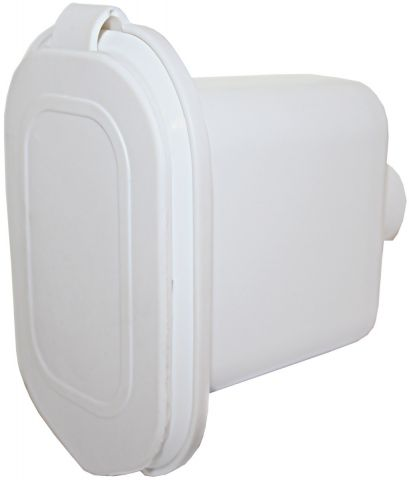 Container  For  Hand  Shower - Oval