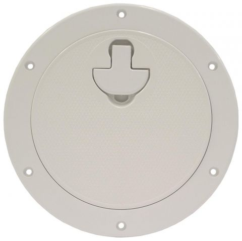 Large Deck Plates With Latch