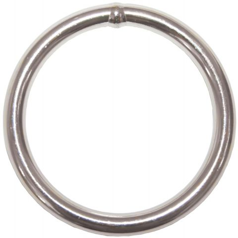 Round Rings - Stainless Steel
