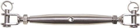 Rigging Screws - Stainless Steel Jaw & Jaw