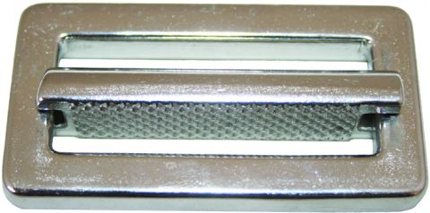 Webbing Buckle - Sliding Bar - Stainless