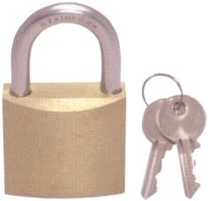 Brass Marine Padlocks