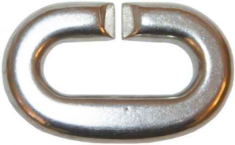 """Stainless """"C"""" Links"""