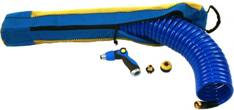 HoseCoil  HP  Hose &  Storage System