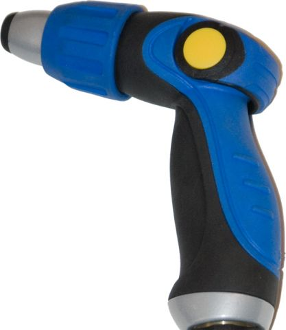 HoseCoil  Thumb  Lever  Hose  Gun