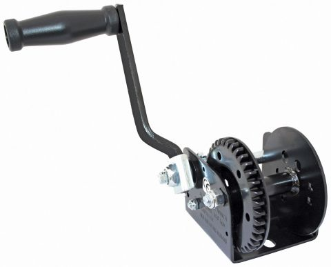 Standard  Manual  Trailer  Winches