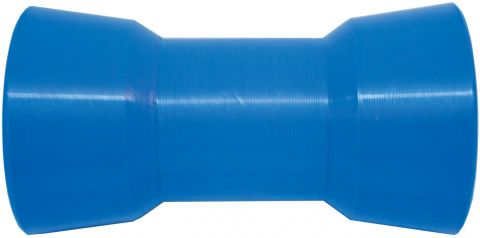 Blue  Poly  Rollers