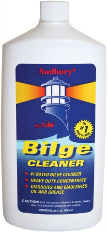 Automatic Bilge Cleaner