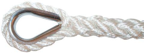 Spliced  Nylon  Anchor  Ropes