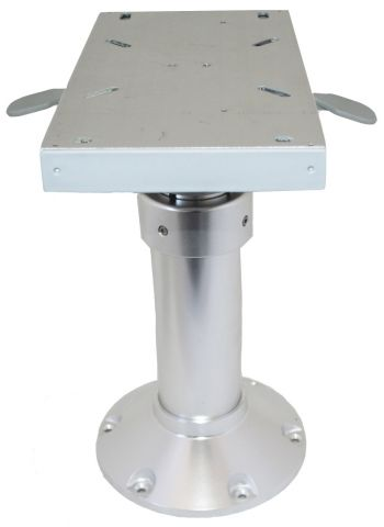 Gas Adjustable Pedestal & Slide Sets