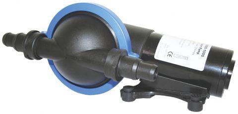 Remote  Shower  Drain  Pump